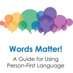 Words Matter! brochure