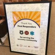 "ACCR Gives ""Thanks"" to Allegheny County Council & First Responder Community"