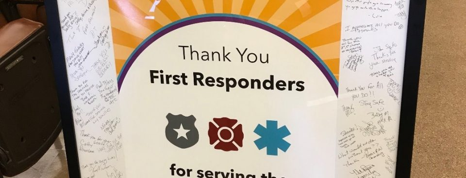 """ACCR Gives """"Thanks"""" to Allegheny County Council & First Responder Community"""